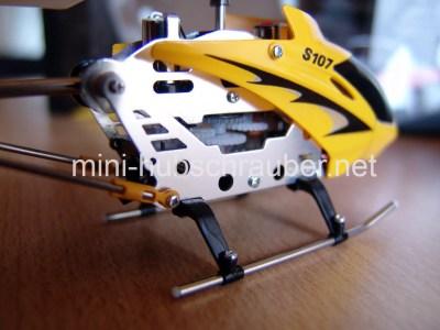 s107 Getriebe